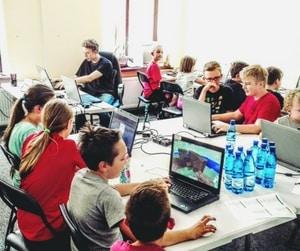 Warsztaty z programowania dla dzieci
